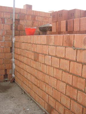 Roma house muratura for Progetti di garage in blocchi di calcestruzzo
